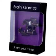 Металлическая головоломка Brain Games Бык