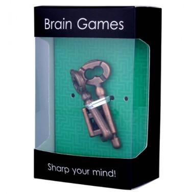Металлическая головоломка Brain Games Ключи