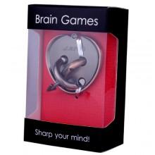 Металлическая головоломка Brain Games Любовь