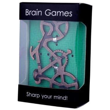 Металлическая головоломка Brain Games Велосипед