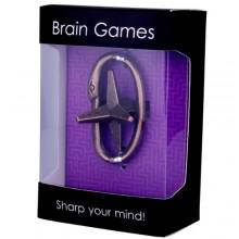 Металлическая головоломка Brain Games Змея