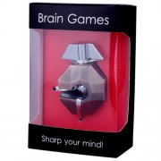 Металлическая головоломка Brain Games Зуб