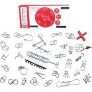 Набор металлических головоломок IQ Boosters 32