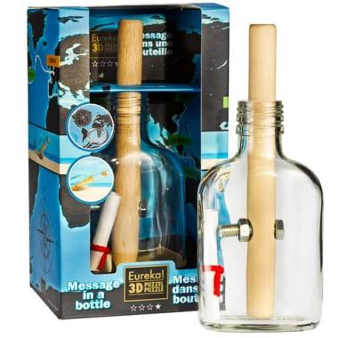 Головоломка Eureka Послание в бутылке