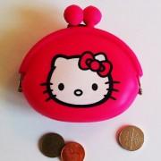 "Монетница силиконовая ""Hello Kitty"""