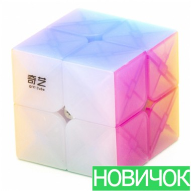 Кубик MoFangGe 2x2 QiDi Jelly