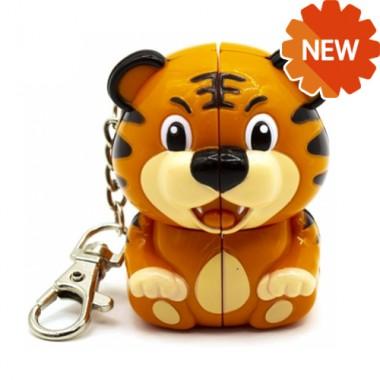 Брелок YuXin 2x2 Tiger Mini
