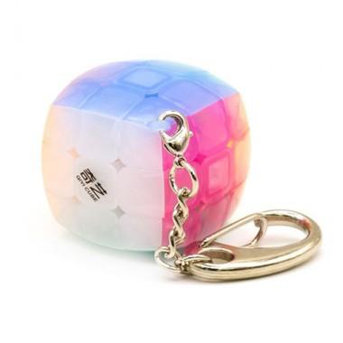 Брелок MofangGe 3x3 Pillowed Mini 30 mm Jelly