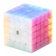 Кубик MoFangGe 5x5 QiZheng Jelly