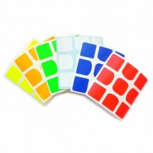 Наклейки для кубика 3х3 (MoFangGe Valk 3)