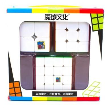 Набор MoYu Cubing Classroom 2x2-4x4