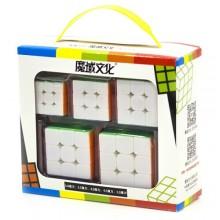 Набор мини-кубов MoYu Cubing Classroom mini
