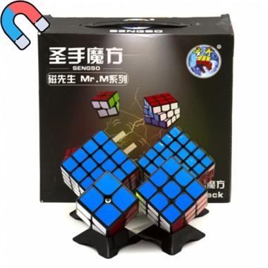 Набор ShengShou MR. M 2x2-5x5