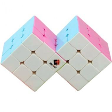 CubeTwist Double-Siamese