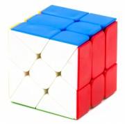 Головоломка MoYu MoFangJiaoShi Windmill Cube (Мельница)
