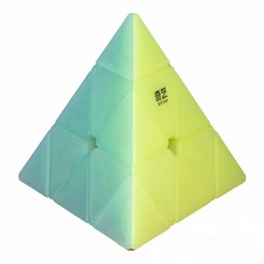 MoFangGe QiMing  Pyraminx Jelly