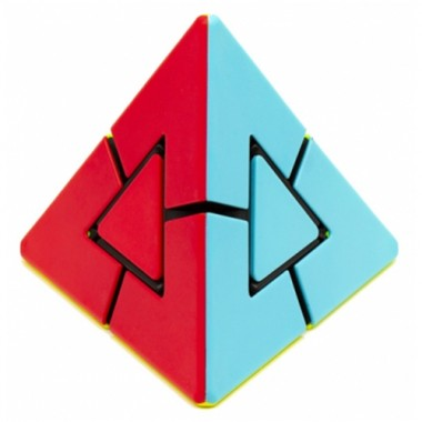 Головоломка FanXin Piraminx Duo