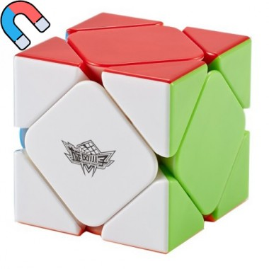 Головоломка Cyclone Boys Magnetic Skewb