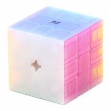 Головоломка MoFangGe QiFa Square-1 Jelly