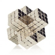 Неокуб из кубиков 5 мм, в металлической коробке