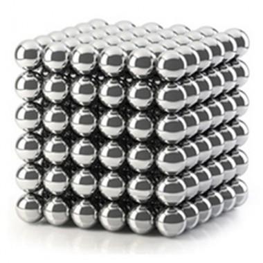 Неокуб 8 мм, стальной в металлической коробке