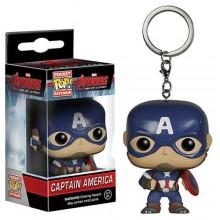 Брелок Pocket POP Мстители Капитан Америка