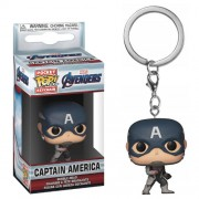 Брелок Pocket POP Мстители New Капитан Америка
