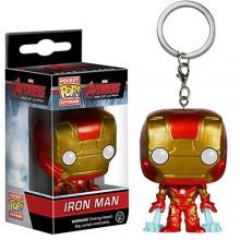 Брелок Pocket POP Мстители Железный Человек