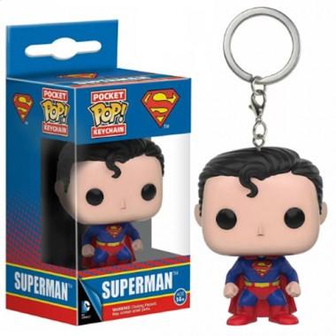 Брелок Pocket POP Супермен