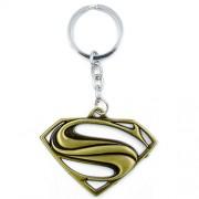 Металлический брелок Супермен