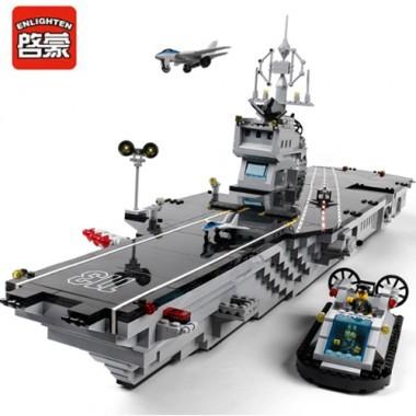 Конструктор Enlighten Авианосец 113