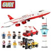 Конструктор Gudi Airport 8913