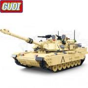 Конструктор Gudi M1A2 Abrams U.S. Main Battle Tank 6101