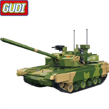 Конструктор Gudi M1A2 Abrams U.S. Main Battle Tank 6103