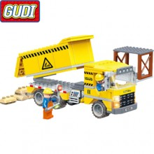 Конструктор Gudi Cool Engineering Team 9501