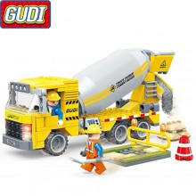 Конструктор Gudi Cool Engineering Team 9502