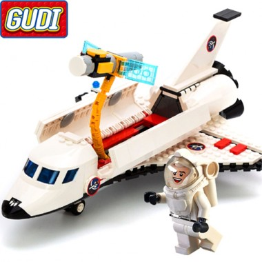 Конструктор Gudi Space 8814