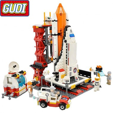Конструктор Gudi Space 8815