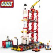 Конструктор Gudi Space 8816