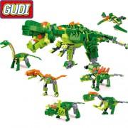 Конструктор Gudi Тираннозавр Рекс 8705