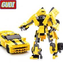 Конструктор Gudi Transformer 8711