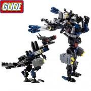 Конструктор Gudi Transformer 8712