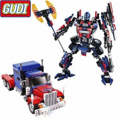 Конструктор Gudi Transformer 8713