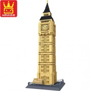 Конструктор Wange The Big Ben Of London 8014