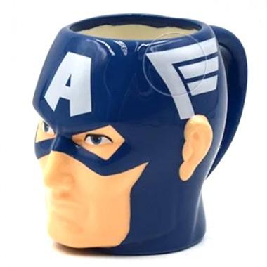 Сувенир Кружка Марвел Капитан Америка Керамика