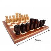 Шахматы ручной работы арт. 116