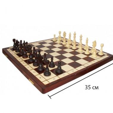 Шахматы ручной работы арт. 140B magnetic