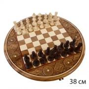Шахматы ручной работы арт.100