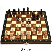 Шахматы ручной работы магнитные арт.140S