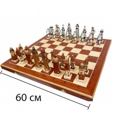 Шахматы ручной работы Грюнвальд арт.160